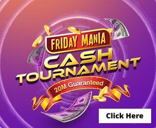 Cash Tournament